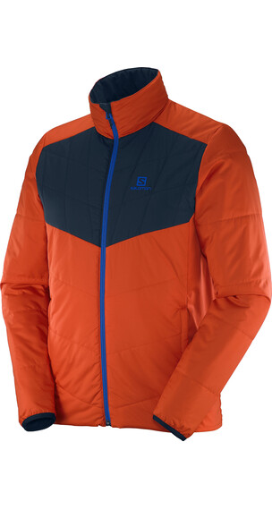 Salomon M's Drifter Mid Jacket Vivid Orange